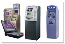 atm machines services